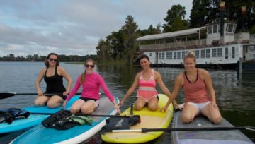 Choosing a Stand Up Paddleboard